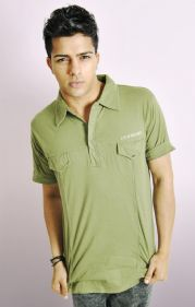 Short Sleeved 'La Habana' Tshirt